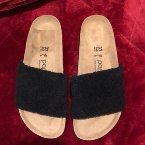 Birkenstock Cora Plush Fleece-NWT/NB-Size 37